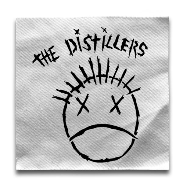 нашивка Distillers