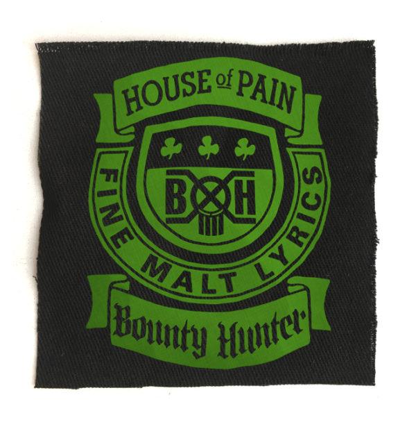 нашивка House of Pain