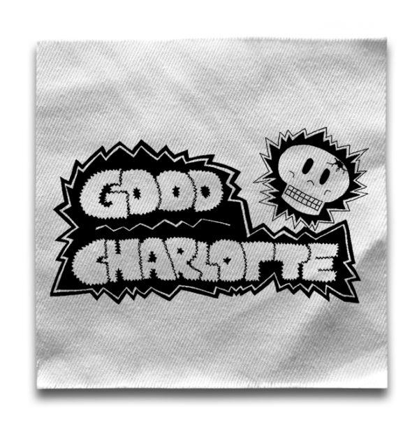нашивка Good Charlotte