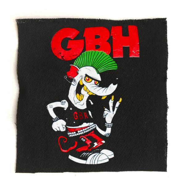 нашивка G.B.H