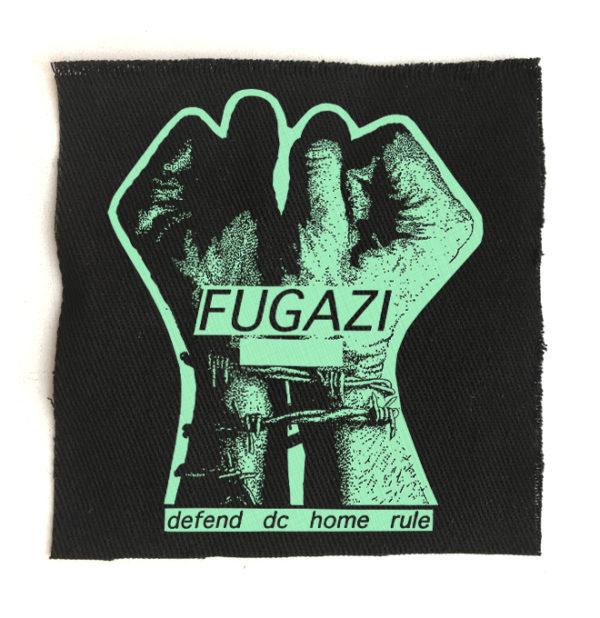 нашивка Fugazi