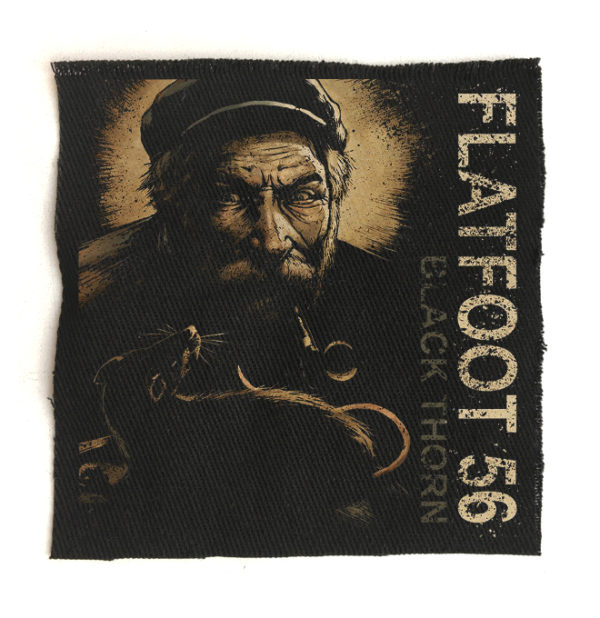 нашивка Flatfoot 56