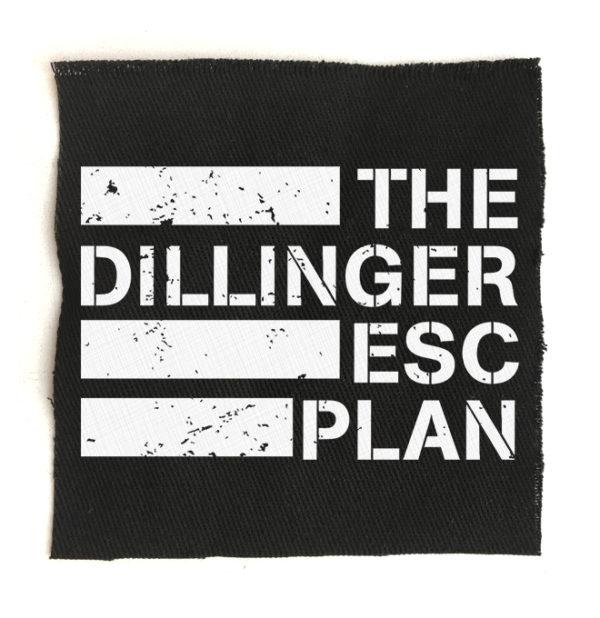 нашивка The dillinger esc plan