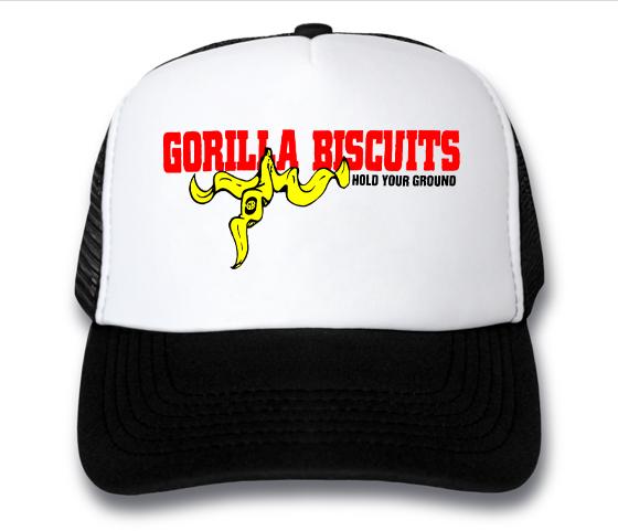 кепка Gorilla B