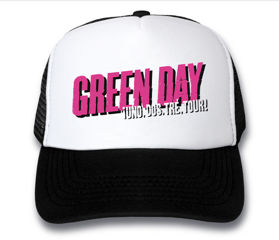 кепка Green Day