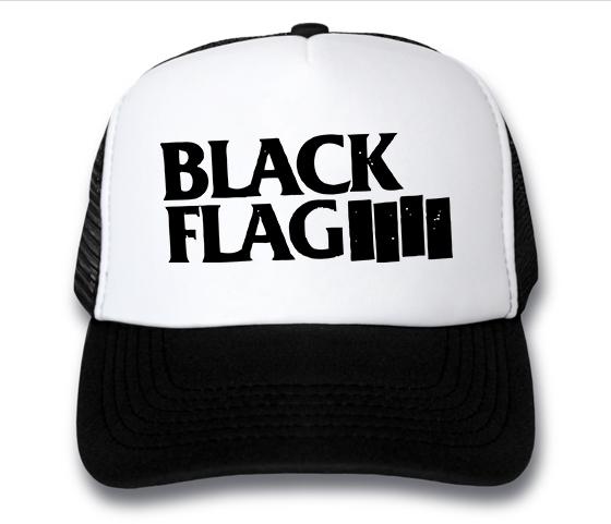 кепка Black Flag