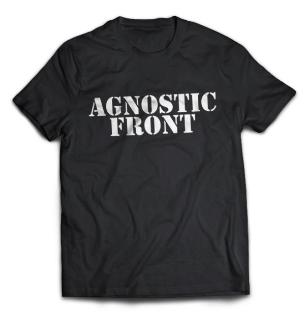 футболка Agnostic Front