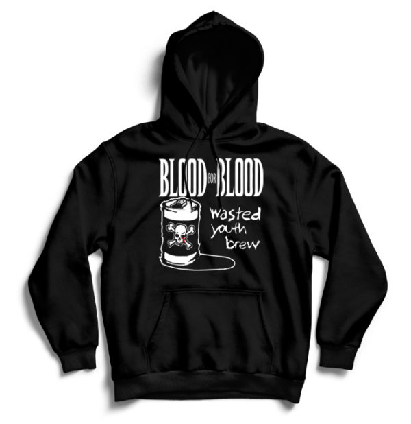 худи Blood for Blood