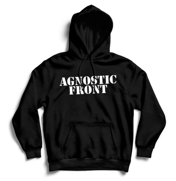 худи Agnostic Front