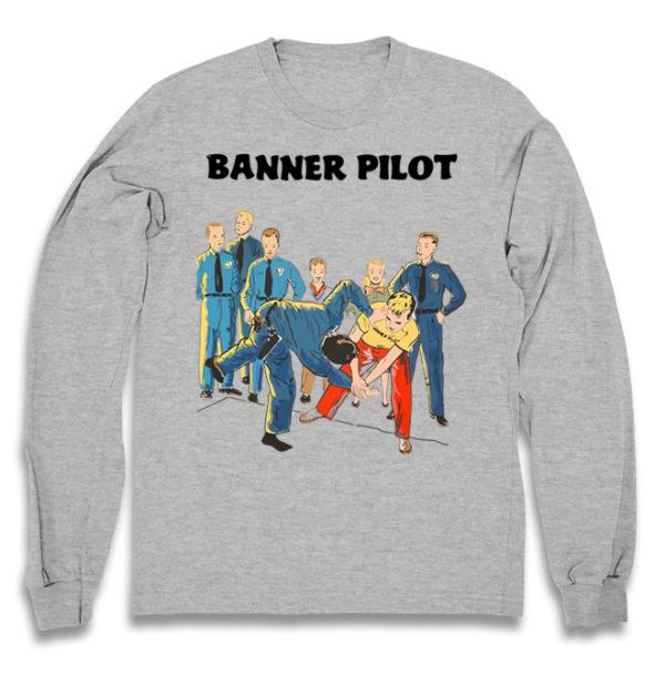 свитшот Banner Pilot
