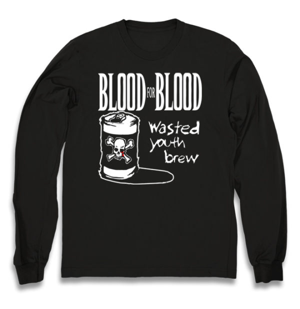 свитшот Blood for Blood
