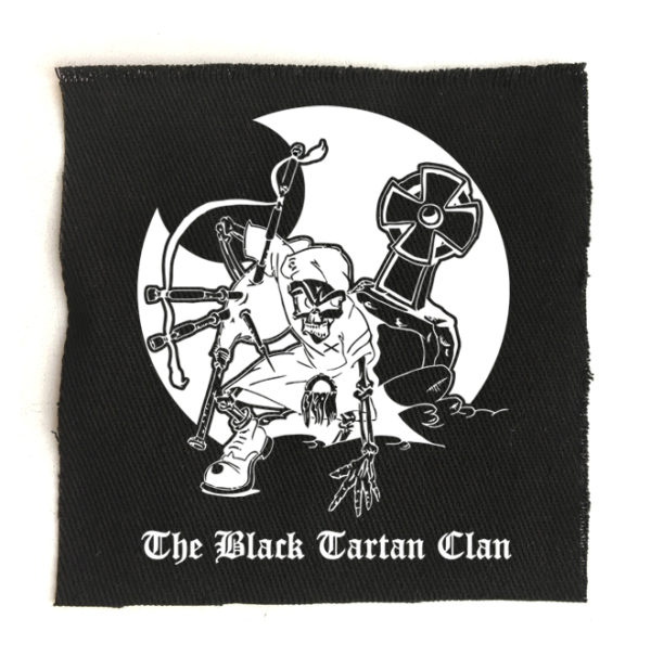 нашивка Black Tartan Clan
