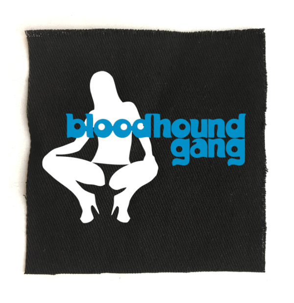 нашивка Bloodhound Gang