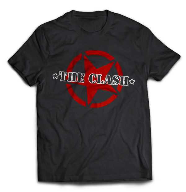 футболка Clash