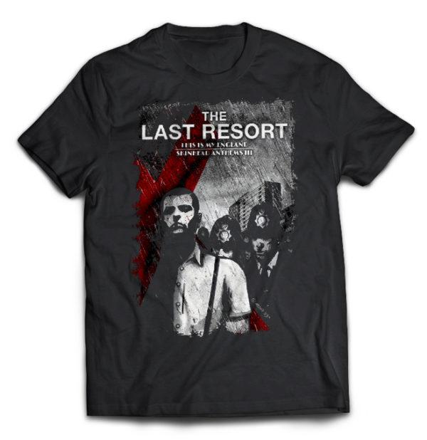 футболка Last Resort