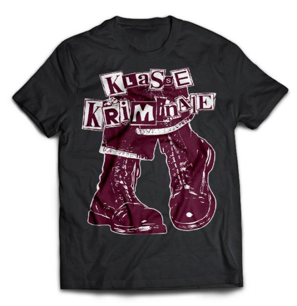 футболка Klasse Kriminale