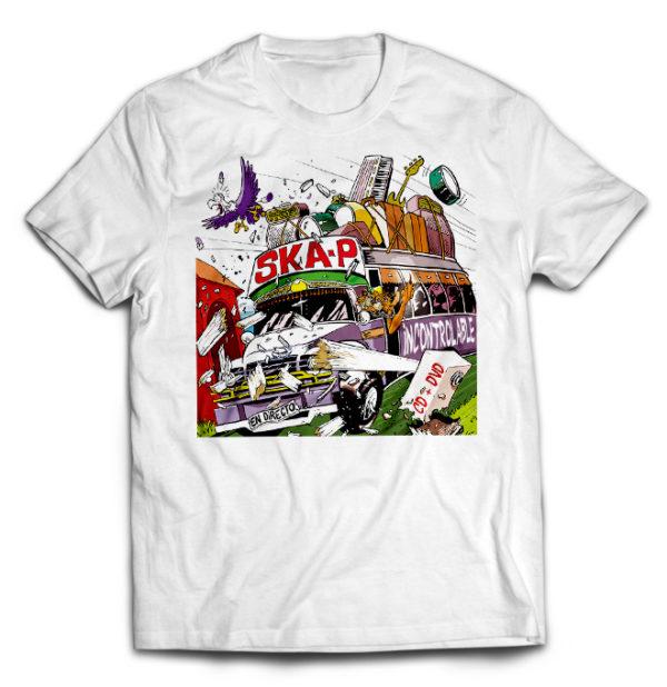 футболка белая Кa-p
