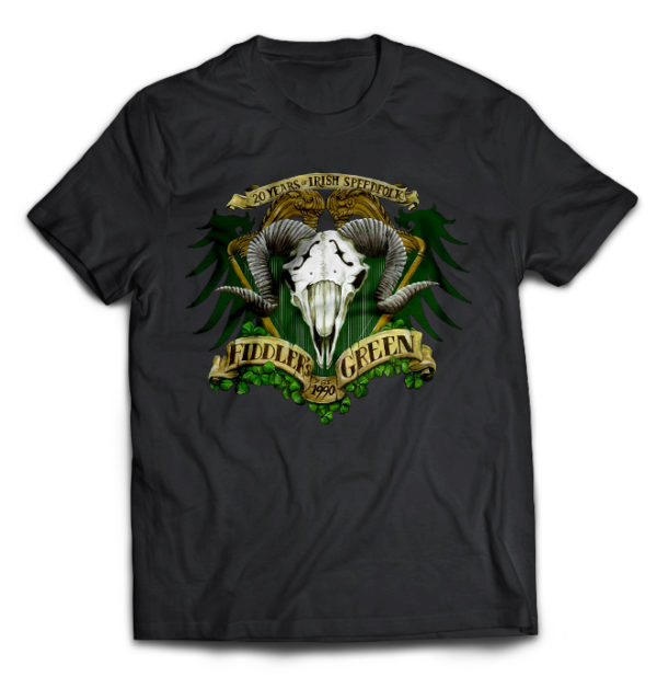 футболка Fiddlers green