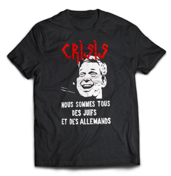футболка Crisis