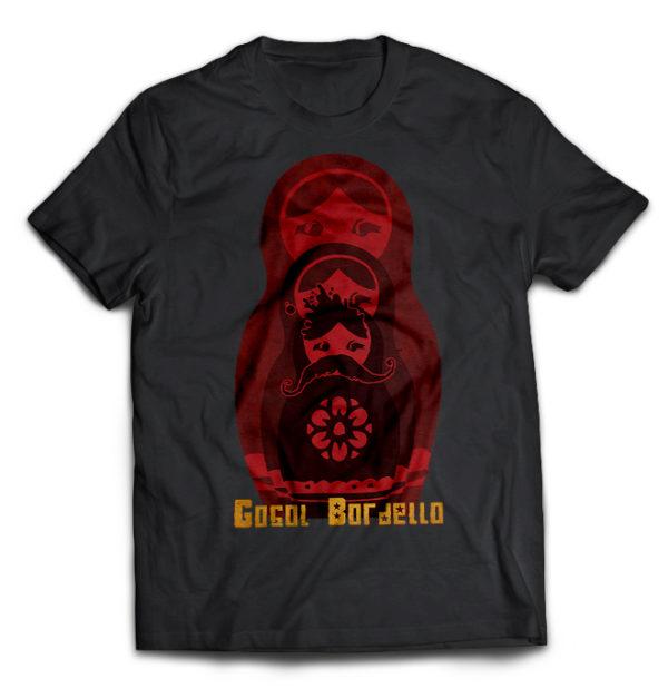футболка Gogol Bordello
