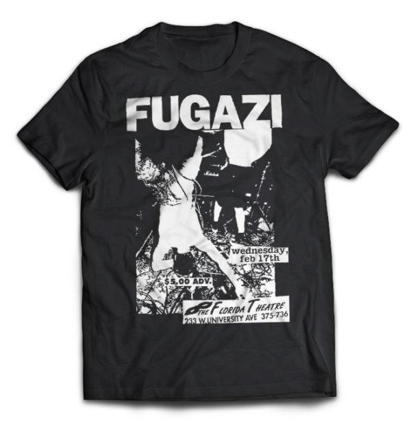 футболка Fugazi