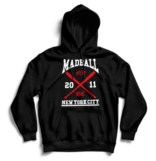 худи Madball