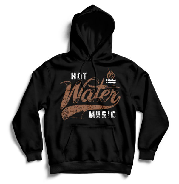 худи Hot Water Music