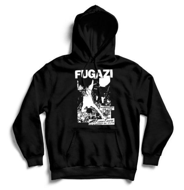 худи Fugazi