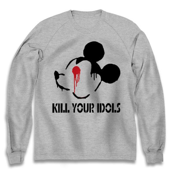 свитшот Kill Your Idols