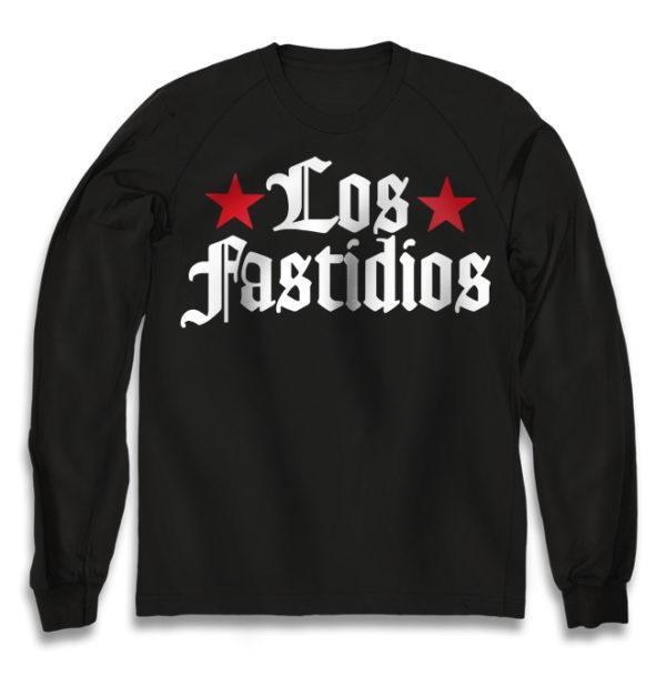 свитшот Los Fastidios
