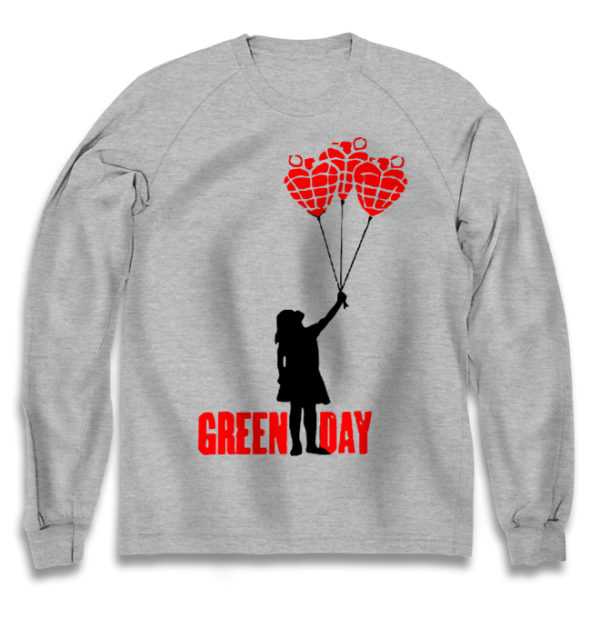 свитшот Green day