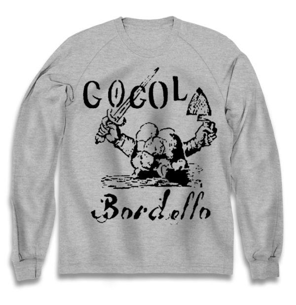 свитшот Gogol Bordello