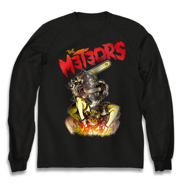 свитшот Meteors, the