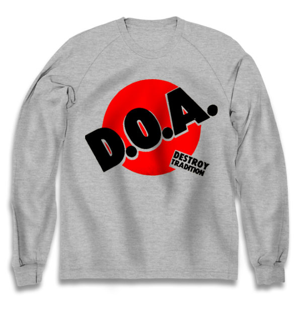 свитшот D.O.A