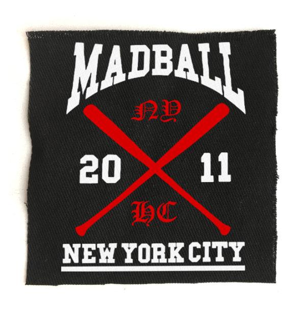 нашивка Madball