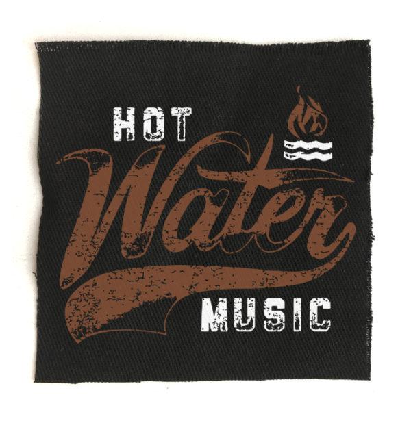 нашивка Hot Water Music