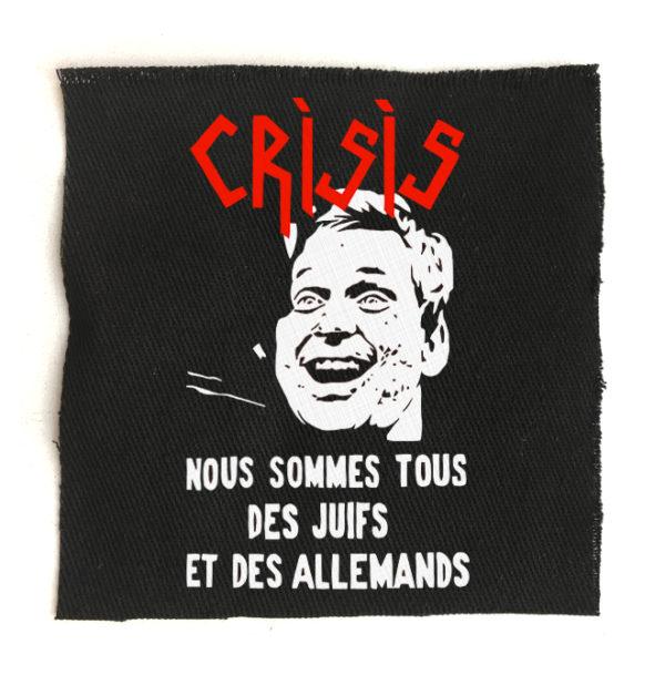нашивка Crisis
