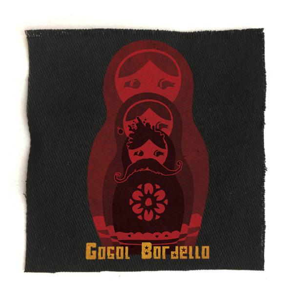нашивка Gogol Bordello