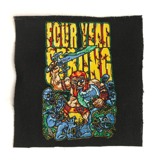 нашивка Four Year Strong