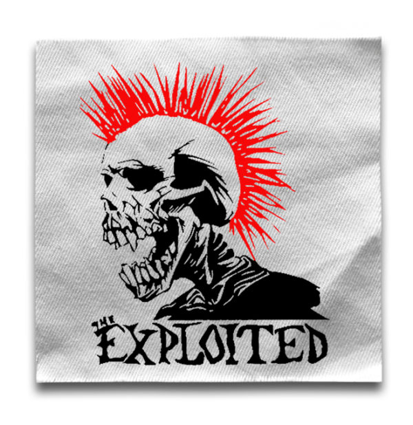 нашивка Exploited