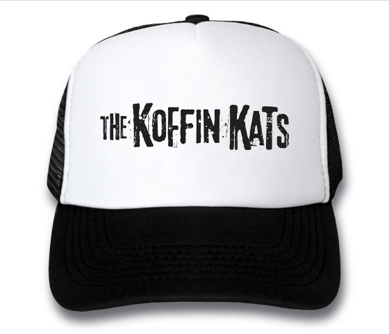 кепка Koffin Kats