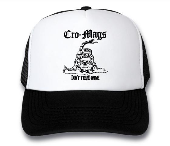 кепка Cro-Mags