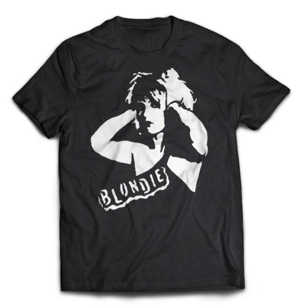 футболка Blondie