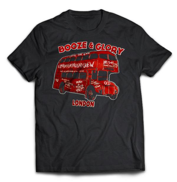 футболка Booze & Glory