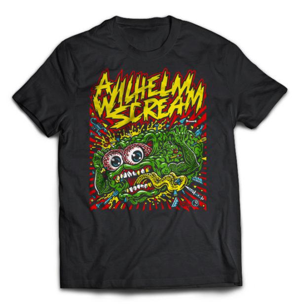 футболка A Wilhelm Scream