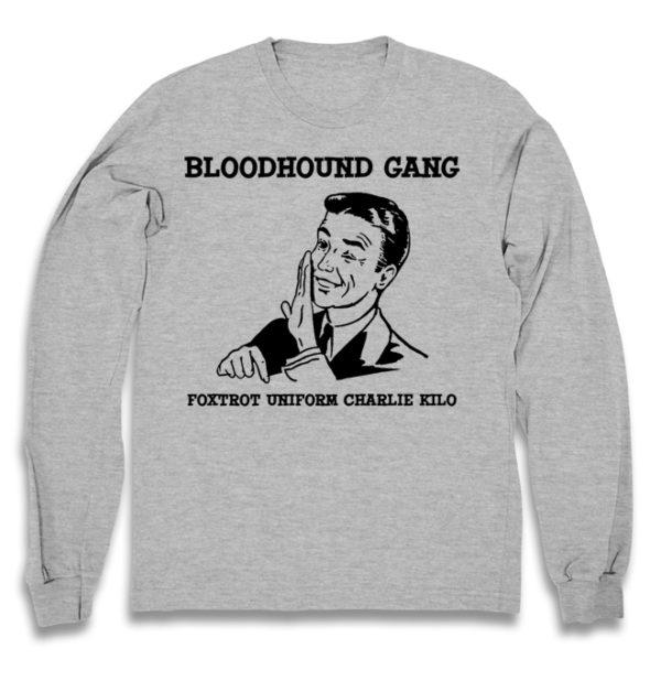 свитшот Bloodhound Gang