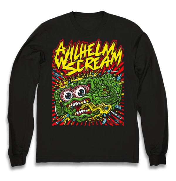свитшот A Wilhelm Scream