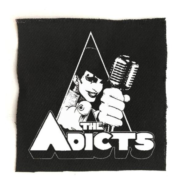 нашивка Adicts