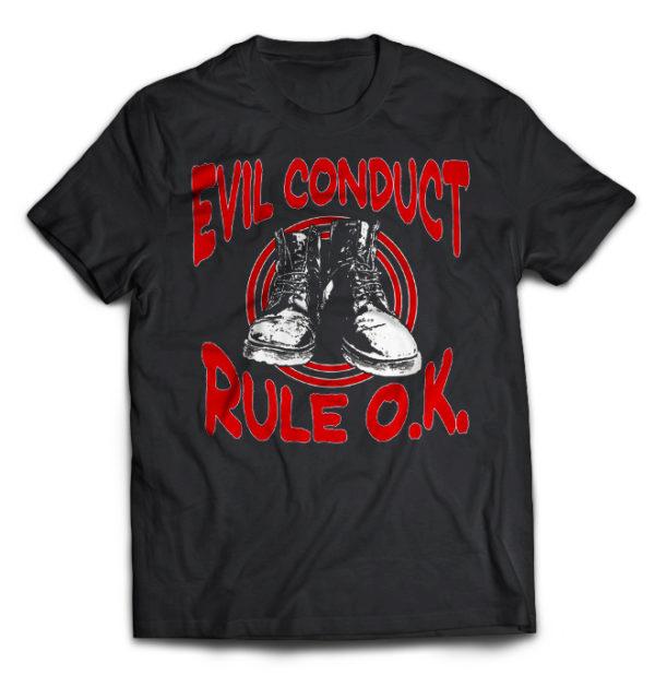 футболка Evil Conduct