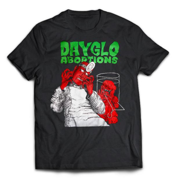 футболка Dayglo Abortions